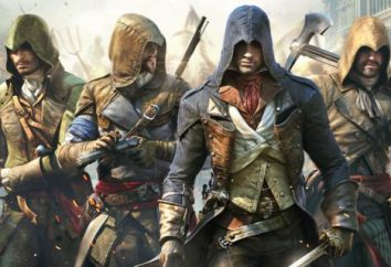 Assassins Creed Unity: Requisiti di sistema sul PC (approssimativa)