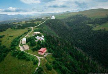 Radio Astronomy Observatory Zelenchukskaya: opis, położenie i historia