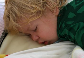 Enfant transpire fortement – Causes