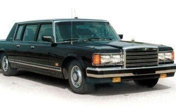 ZIL 114 – la légendaire limousine soviétique