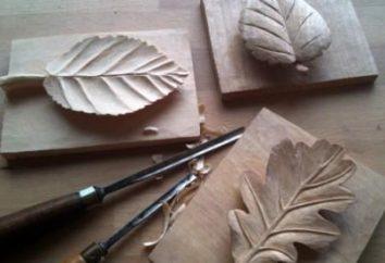 Sculture in legno con le proprie mani: come prepararsi per un lavoro?