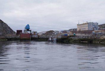 Costruzione Kislogubskaya PES. centrale elettrica di marea