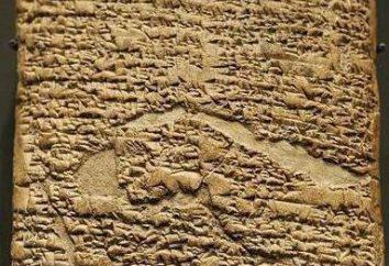 Przestępstwo i kara zgodnie z prawem Hammurabi z przykładami artykułów: stół. System przestępstw i kar na mocy prawa Hammurabi