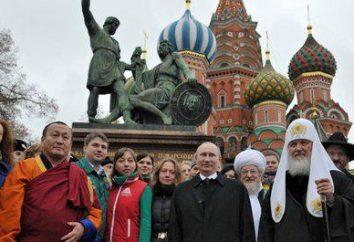 """Il nuovo """"vecchio"""" vacanza: Festa dell'Unità della Russia"""