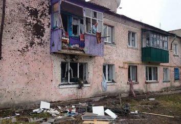 Konsekwencje ogień na składach artyleryjskie w pobliżu Charkowa