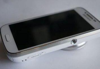 Smartphone Samsung Galaxy tendência – comentários de clientes
