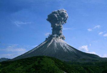 Der Name der Vulkane. Vulkane der Erde: eine Liste von Fotos