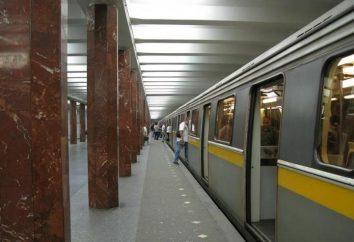 """Station """"Kakhovka"""" – Metro Museum"""