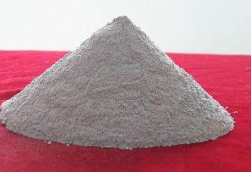 Dolomite farine: utilisé dans l'agriculture