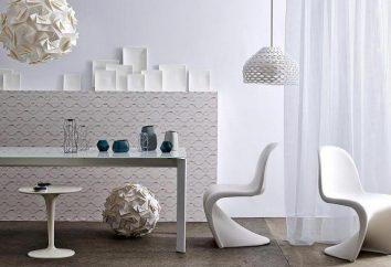 sedie insoliti: tipi, produttori di design originale e