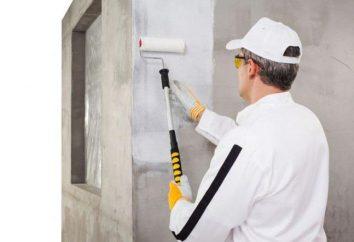 Como seca acrílico pintar? Qual é a quantidade de material por unidade de área?