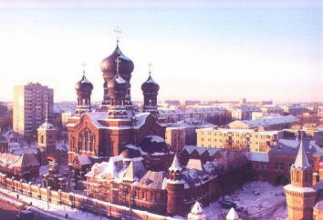 Wwiedeński klasztor Iwanowo: fotografia, historia