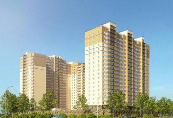 Complexe résidentiel « Neva Star » constructeur « IRS »: l'adresse, les progrès de la construction