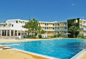Lambi Hotel 3 * (Creta, Grecia): Descripción de las habitaciones de hotel, comentarios,