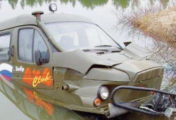 "véhicule cross-country Caterpillar ""Beaver"""