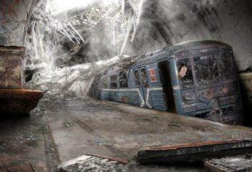 Die Explosionen in der Moskauer U-Bahn im Jahr 1977, 2004, 2010 (Foto)
