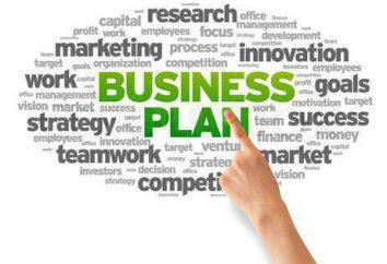 Der Produktionsplan im Geschäftsplan: Beschreibung, Funktion, Inhalt