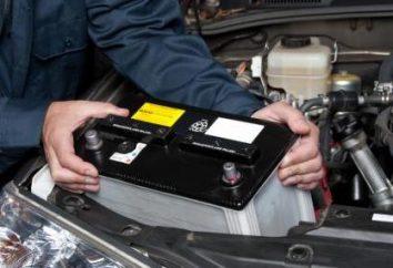 bateria usługa: jak wyjąć baterię