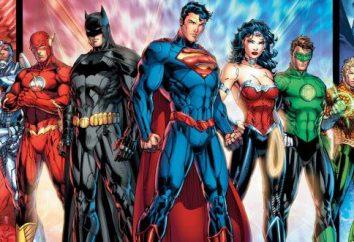 Komiksy DC: znaki znane wszystkim