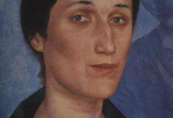 Anna Achmatowa: życie i praca. Achmatowa: główne tematy twórczości