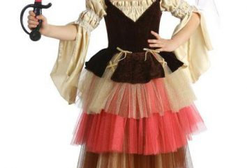 rabuś kostium dla dziewczynek – fantazyjny strój, który można zrobić w 5 minut