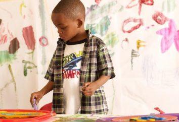 Charakterystyka rozwoju dziecka 4-5 lat. Gry i zabawy z dziećmi