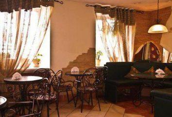 Cafe Syktyvkar: indirizzi, descrizioni, menu, recensioni