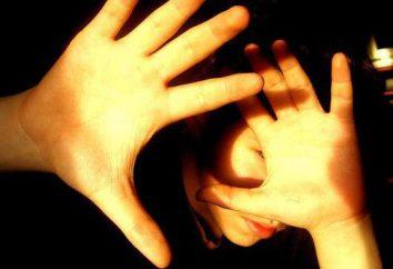 oeil photophobie: causes, le traitement, la prévention, les mythes et la réalité