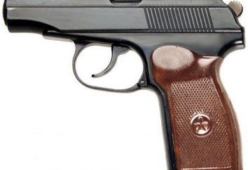 Pistolet traumatyczny Makarova, zalety i wady