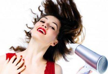 Como escolher o secador de cabelo direito: várias dicas úteis
