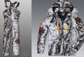 Choisissez des vêtements d'hiver pour la chasse