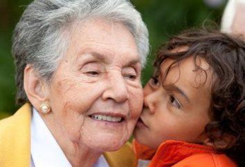 Nós celebramos o dia da avó!