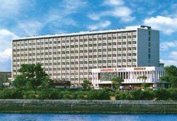 Hotels Novorossiysk: Preise, Fotos, Bewertungen. Günstige Hotels in Novorossiysk