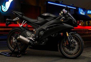 Yamaha R6. Dane techniczne motocykli