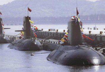 Ile okrętów podwodnych ma Rosja? Nowoczesne okręty podwodne Rosji. Okręty podwodne rosyjskiej marynarki wojennej