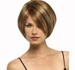 Tendance de la saison 2013 – coupe de cheveux de bob pour les cheveux courts