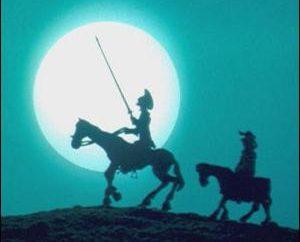 Tapez « Don Quichotte ». socionics