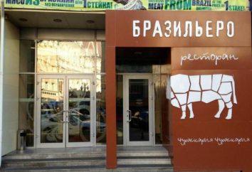 """""""Braziliero"""" – restauracja w Moskwie. Przeglądaj menu, kontakty i opinie klientów"""