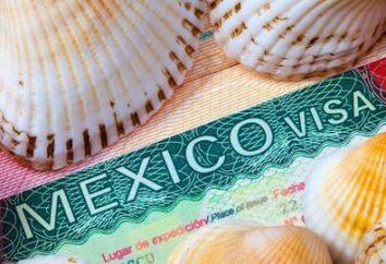 Visa in Mexiko für die Bewohner von Russland