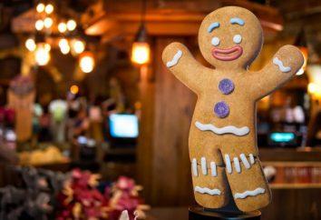"""""""Gingerbread man"""": przepis ze zdjęciem"""
