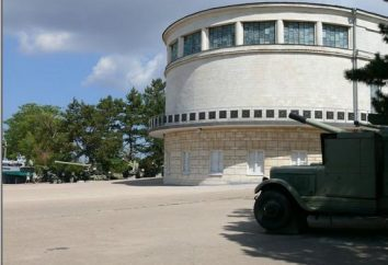 "Diorama ""Sevastopol"". L'eroica difesa di Sebastopoli. Diorama ""Sevastopol"": come arrivare"