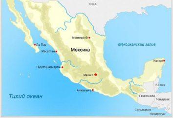 Le più grandi città del Messico