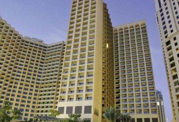Hotel Amwaj Rotana Jumeirah Beach Residence 5 * (Dubai, Emirati Arabi Uniti): descrizione, foto e recensioni