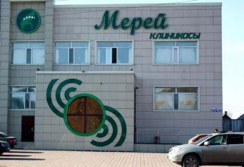 "Stadt Karaganda Klinik ""Merey"": sehr genaue Prüfung des Körpers"