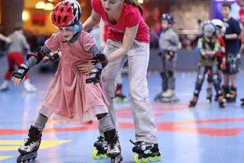 Roller-Skating, Perm Beschreibung, Merkmale, Unterhaltung und Bewertungen