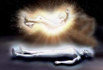 Astral Projection: ce qu'elle est et comment l'appeler?