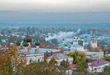 Atrações Gorokhovets: onde ir. Gorokhovets, pontos turísticos: a casa do rei das ervilhas