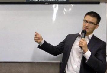 Gleb Zadoya – führender Experte des Finanzmarktes. Seine Aktivitäten und Kunden-Feedback