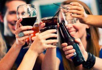 Warum trinken die Menschen Alkohol? Trinkkultur. Arten von alkoholischen Getränken