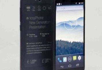 Le smartphone le plus inhabituel: un aperçu, caractéristiques et commentaires